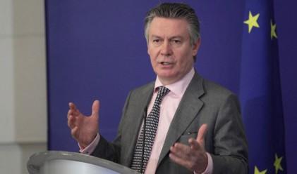 Данъчни разследват европейския комисар за търговията