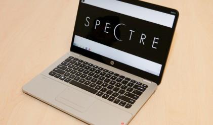 HP представи ултра-тънък лаптоп, с който ще конкурира Apple