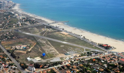 Испанско летище - шампион по прахосничество