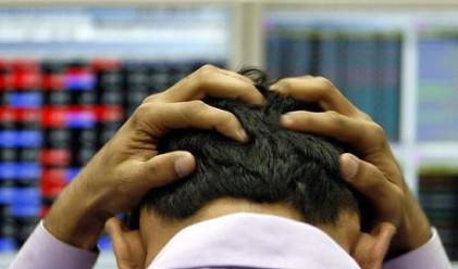 Инвеститорите разтревожени за срив на борсите