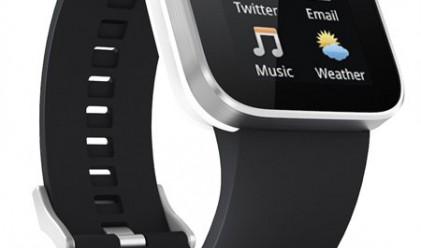 Sony представи първия смарт- часовник