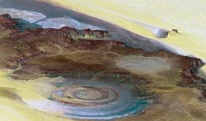 Още извънземни пейзажи на Земята