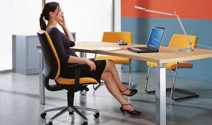 Учени: дългото седене на бюро не се компенсира дори със спорт
