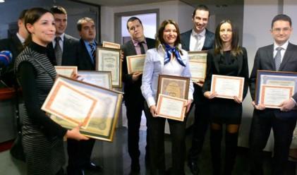 ИП Карол с награда от БФБ за най-много сделки през 2011 година