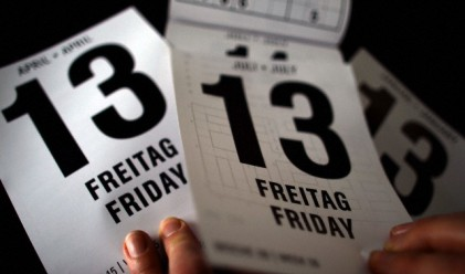 Икономика на суеверието: Колко струва един петък 13?