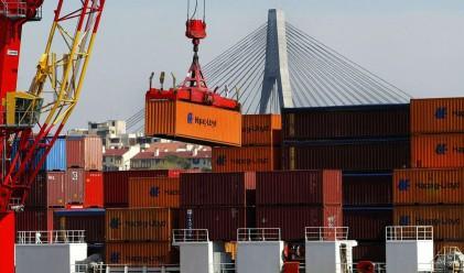 Търговският дефицит в САЩ се е повишил през ноември