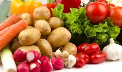Минимално изменение при цените на хранителните продукти на едро
