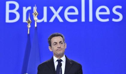Франция загуби едно А от рейтинга си, а Саркози – от името си