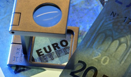 И фалшификаторите загубиха интерес към еврото