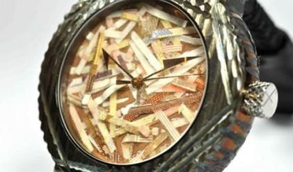 Часовник отброява дните на еврото