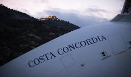 Катастрофата на Коста Конкордия носи рекордни загуби на морското застраховане