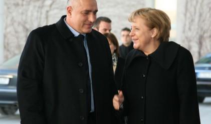 Меркел хвали България