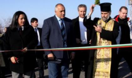 Борисов открива рехабилитирания път Видин-Лом днес