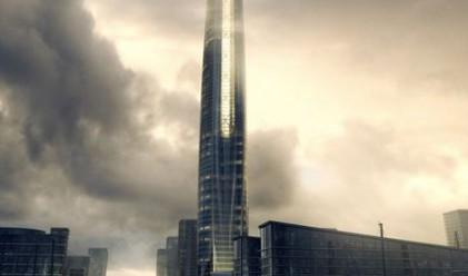 Небостъргач- иглено ухо ще се появи в Китай