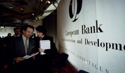 ЕБВР: Кризата излага на риск банковия сектор в източна Европа