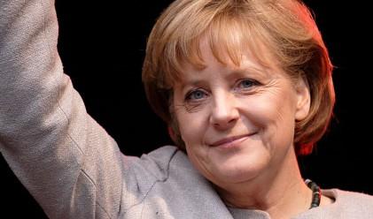 Меркел: Германия е голяма страна и поема отговорността, която произтича от това