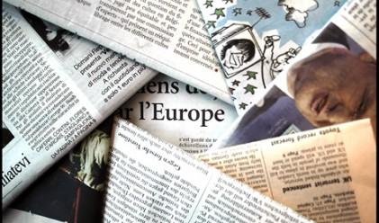 България е 10-тата най-лоша страна в Европа за журналисти