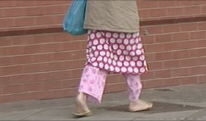 Нова мода в САЩ – ходят по пижама навсякъде