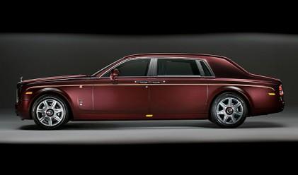 Rolls-Royce разпродаде лимитирана серия на Phantom в Китай