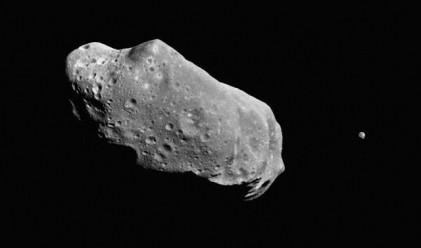 Астероид с големина на автобус мина покрай Земята