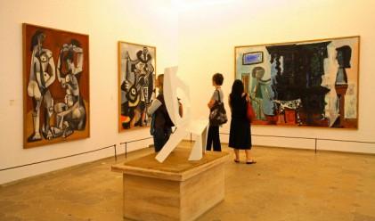 Крадците обичат най-много Пабло Пикасо