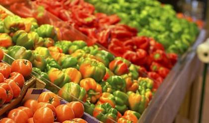 През януари пазарът на хранителни стоки остава спокоен