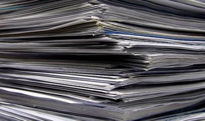 2 200 000 страници хартия спестили служителите на НАП