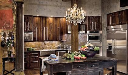 В какви кухни готвят известните личности