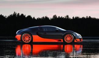 Най-бързите коли в света