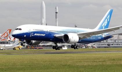 САЩ, Чили и Индия също спряха полетите на Boeing 787
