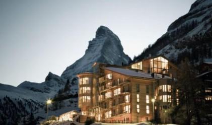 Най-красивите ски хотели в света