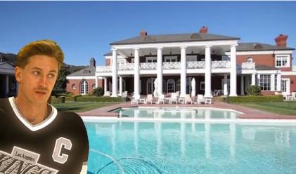 Уейн Грецки продава невероятната си къща (снимки)