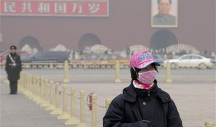 В Пекин се появиха продавачи на въздух в консерва
