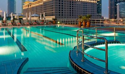 В най-високите хотелски стаи в света