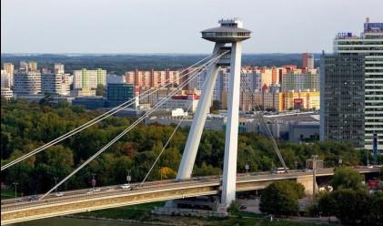 Извънземният мост на Братислава