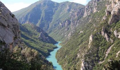 Дефилето Вердон – европейският Гранд Каньон