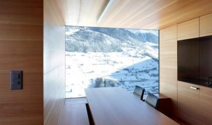 12 красиви планински къщи