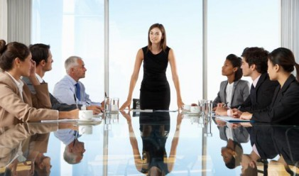 В кои държави има най-много и най-малко жени директори?