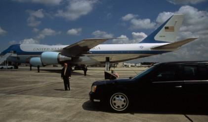 Пет мита за пътуването на президента на САЩ