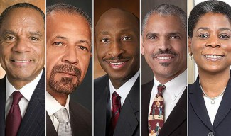 Само 5 от 500-те най-големи компании в САЩ имат чернокож CEO