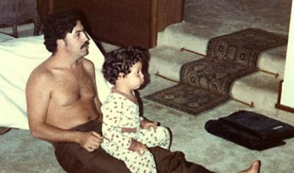 Синът на Пабло Ескобар разказва за началото на наркобос номер 1
