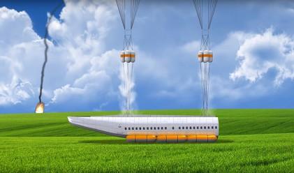 Руснак измисли самолет, който не катастрофира