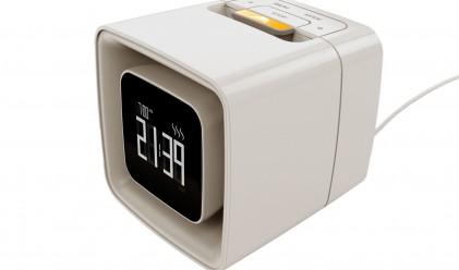 Този часовник ни буди с мирис на кафе и кроасан