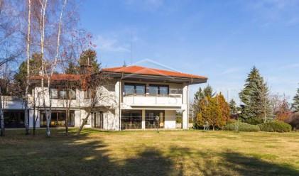 Имот на седмицата: резиденция за 8 млн. евро в полите на Витоша
