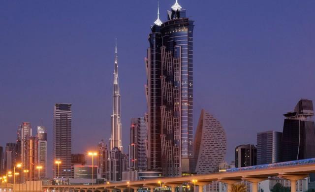 10 най-високи хотела на земята