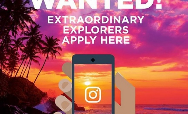 Търси се: Професионален летовник за качване на снимки в Instagram