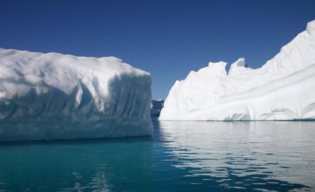 Огромен айсберг е на път да се откъсне от Антарктида