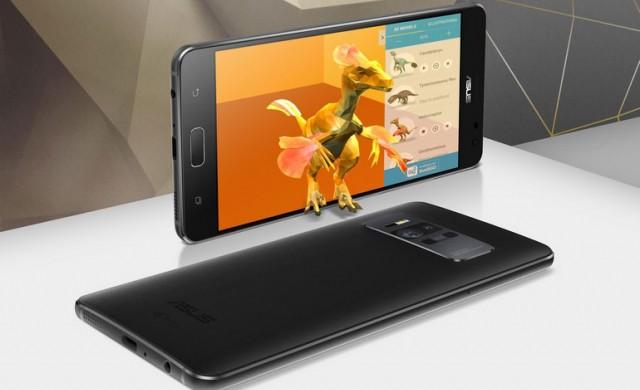 ASUS представи първия смартфон с 8 GB оперативна памет