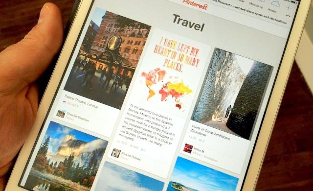 10-те тренда при пътуванията според Pinterest