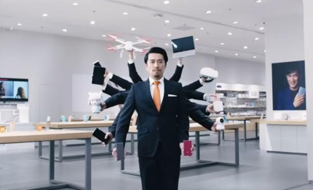 Xiaomi оглави класацията за най-странна реклама